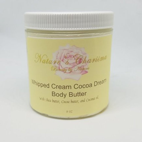 Whipped Cream Cocoa Dream Body Butter
