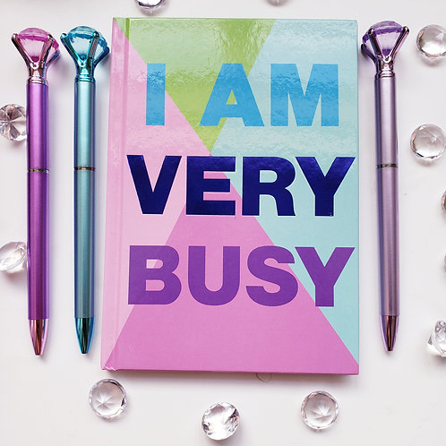 Boss lady Journal and Pen