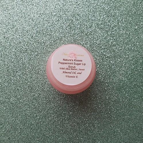 Sweet peppermint Lip Scrub
