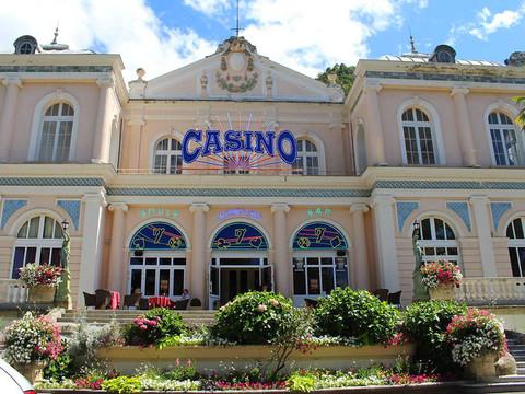 Devanture du casino