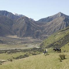 Moke Creek Valley