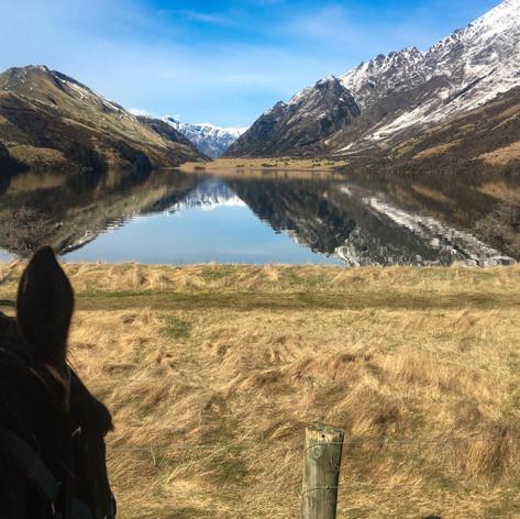 Beautiful Moke Lake
