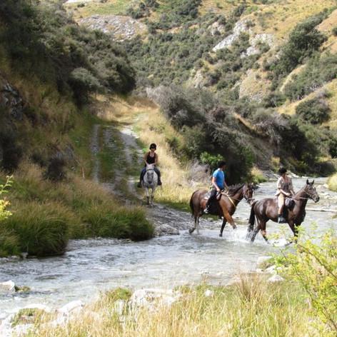 Gills Creek ride