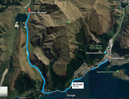 map queenstown access.PNG