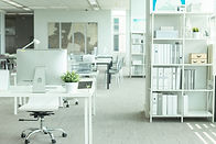 interior-modern-office-with-computer-whi