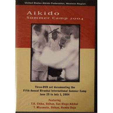 2004 Summer Camp DVD