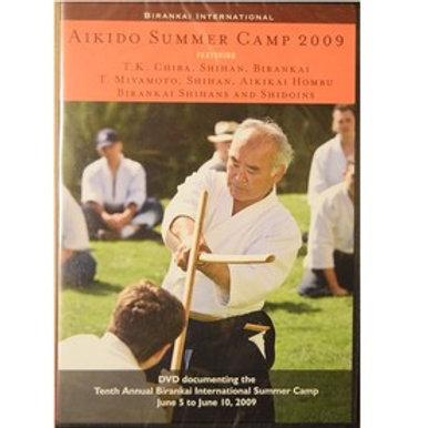 2009 Summer Camp DVD