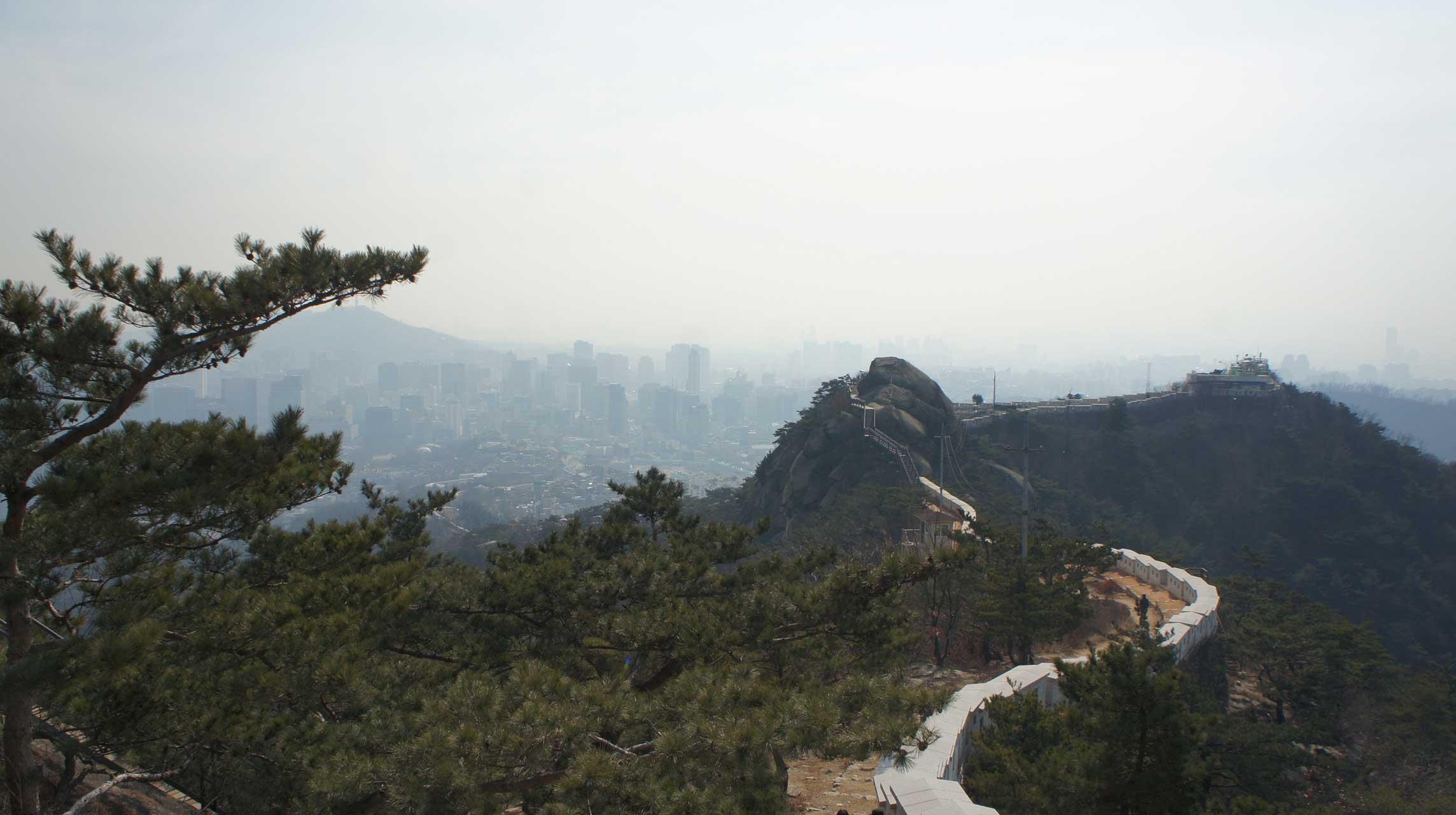 Seoul_city-wall