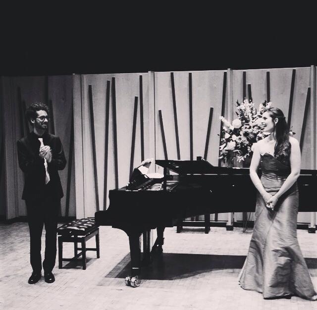 Final Recital, GSMD, June 2014
