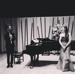 Final Recital, GSMD, June 2014