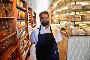 Karna Patel, Owner
