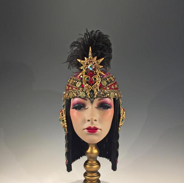 Vilma Banks Headpiece -1