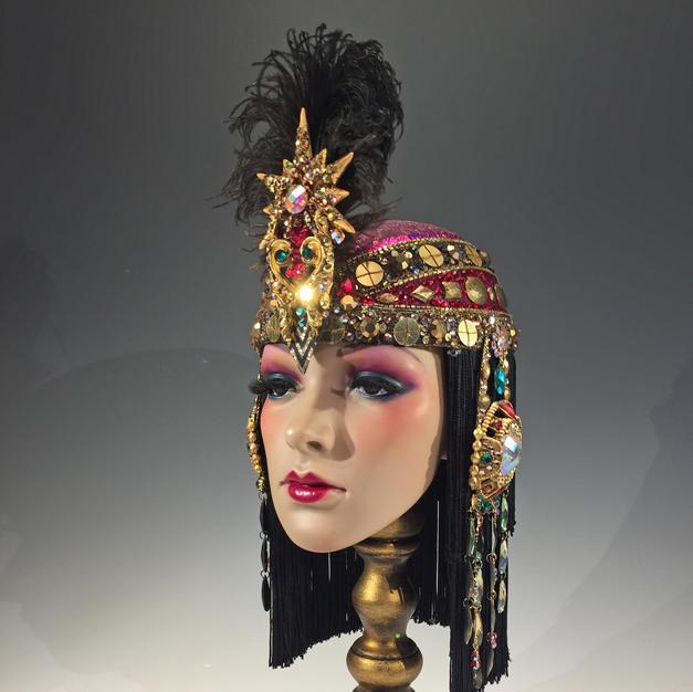 Vilma Banks Headpiece - 3