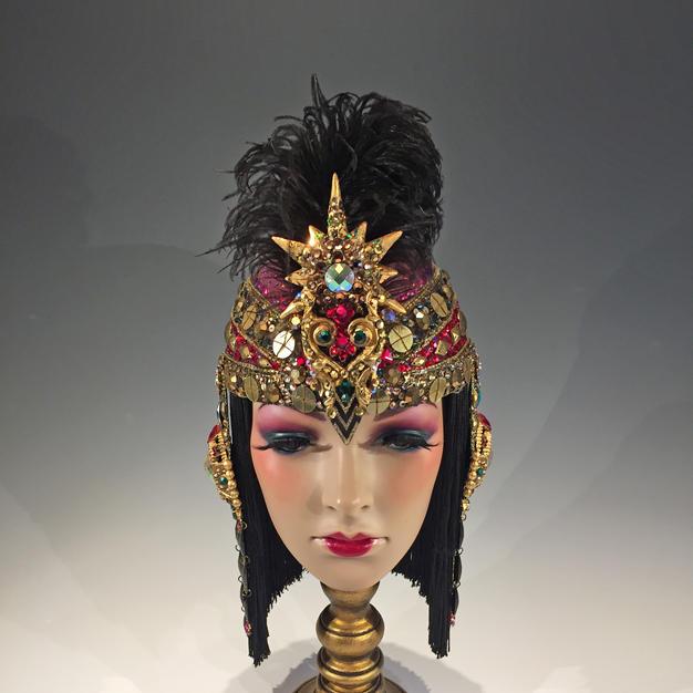 Vilma Banks Headpiece - 2