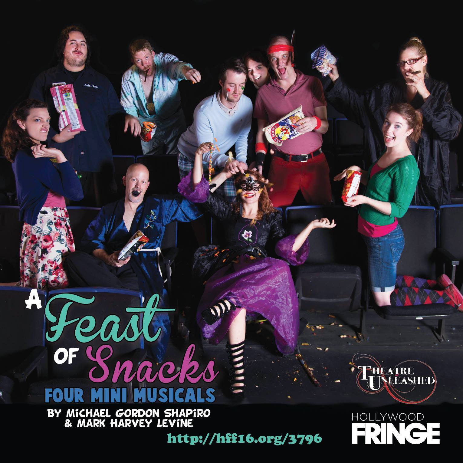 A Feast of Snacks, Hollywood Fringe