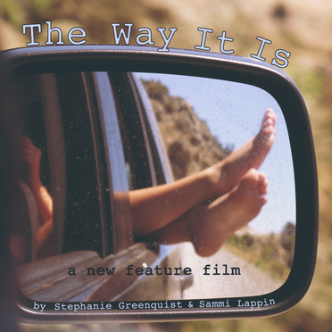 The Way It Is Teaser Poster A - Rearview