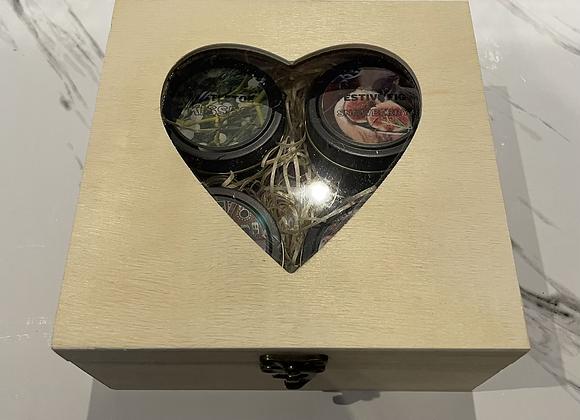 Woodwick Candle Christmas Box