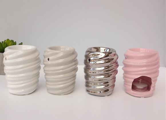 Swirl Ceramic Wax Melter