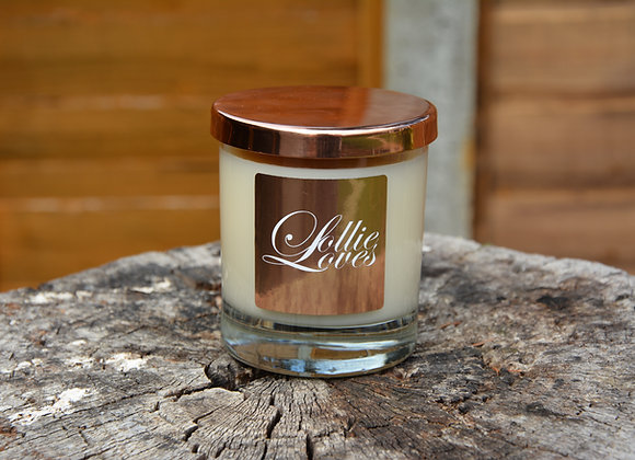 30cl Rose Gold Candle