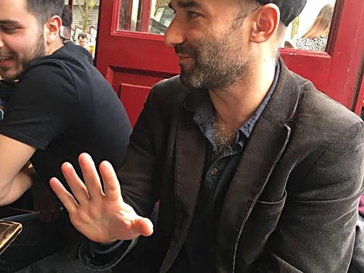 L'interview avec Matthieu Leloup Bellon (Anglais)