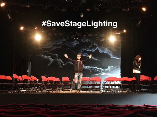 #SaveStageLighting