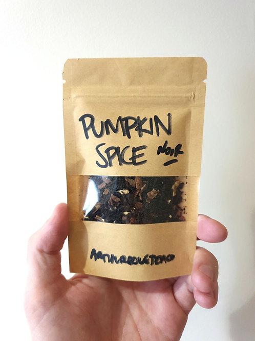 Pumpkin Spice Noir