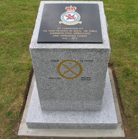RAF Apprentices Memorial