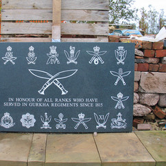 The Gurkha Memorial