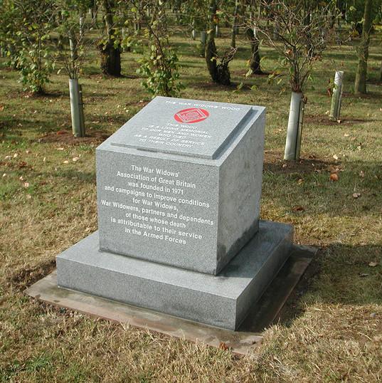 The War Widows' Memorial