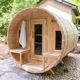Tranquility Sauna