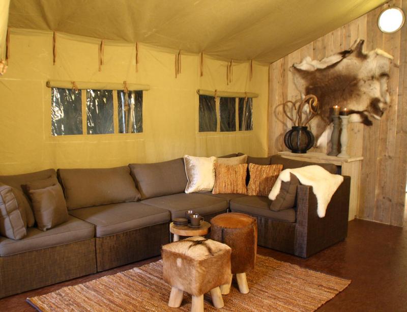 Interior setting