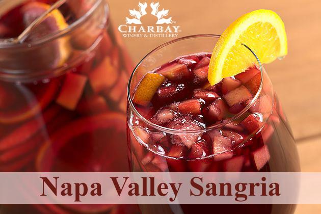 Charbay's Napa Valley Sangria
