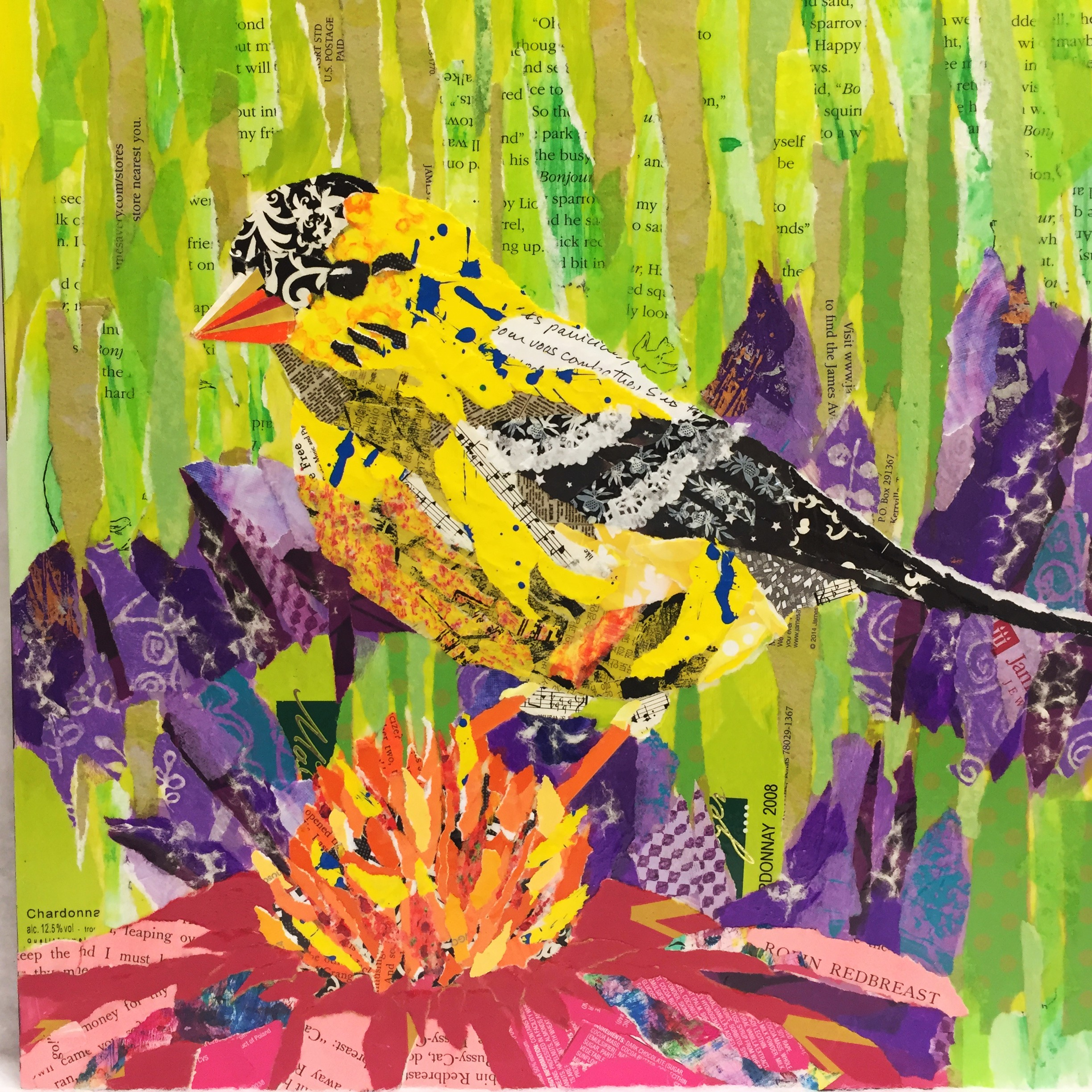Spring Goldfinch  $175
