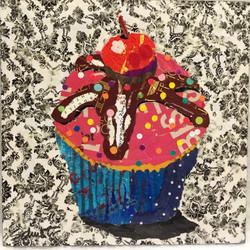 Big cupcake   SOLD