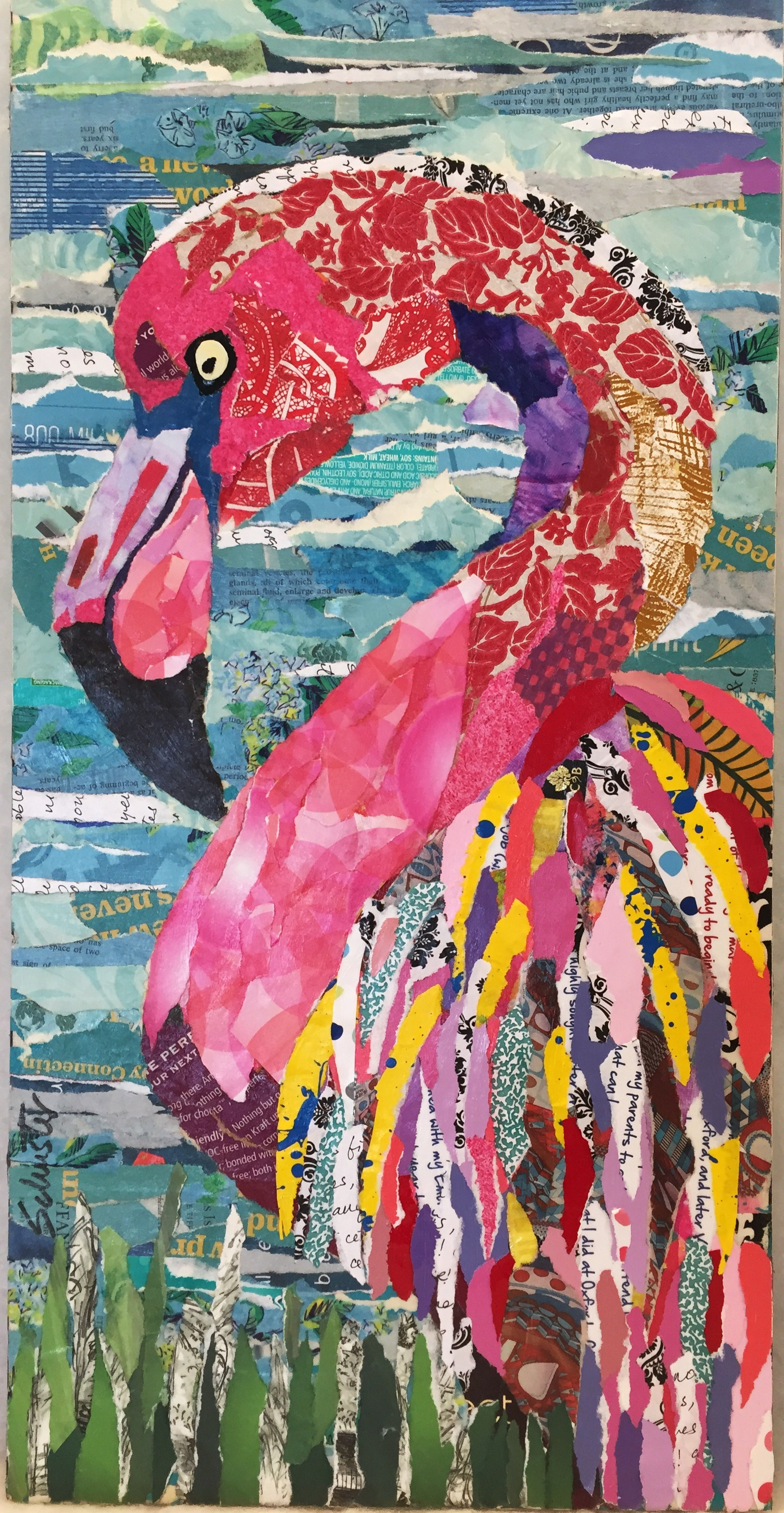 Flamingo   SOLD