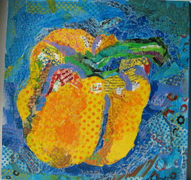 Yellow Pepper   SOLD