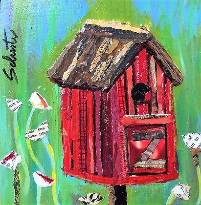 Small birdhouse