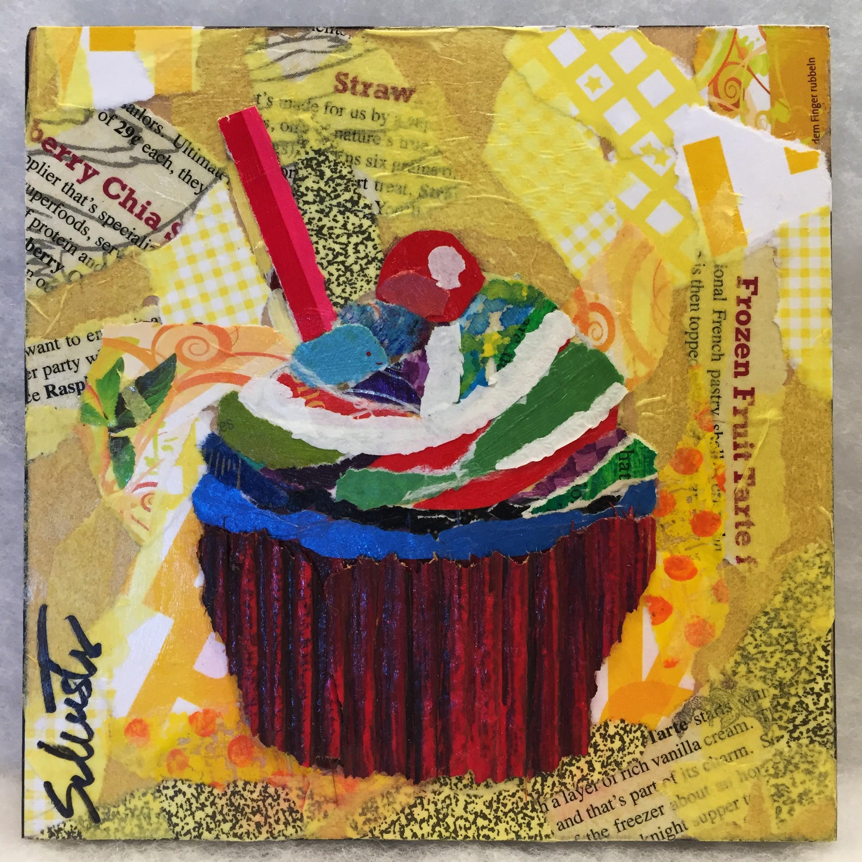 Mini cupcake  SOLD