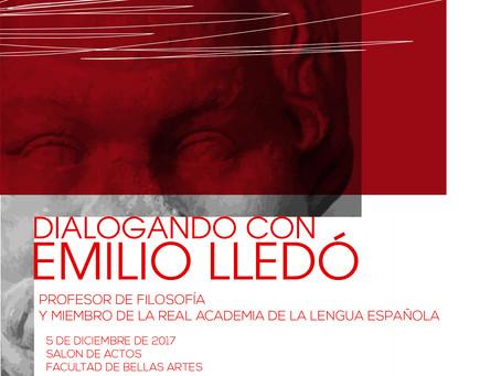 DIALOGANDO CON EMILIO LLEDÓ