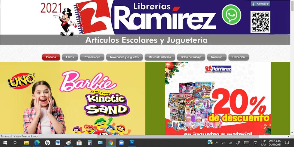Librería Ramírez