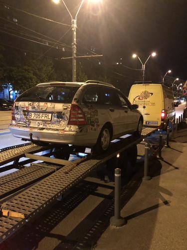 In Bucharest