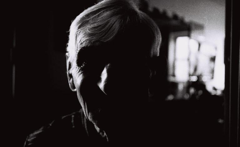 Grandpa Portrait