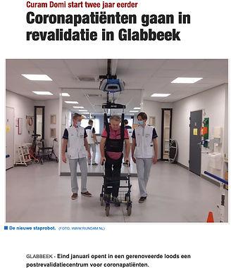 Curam Domi Nieuwsblad