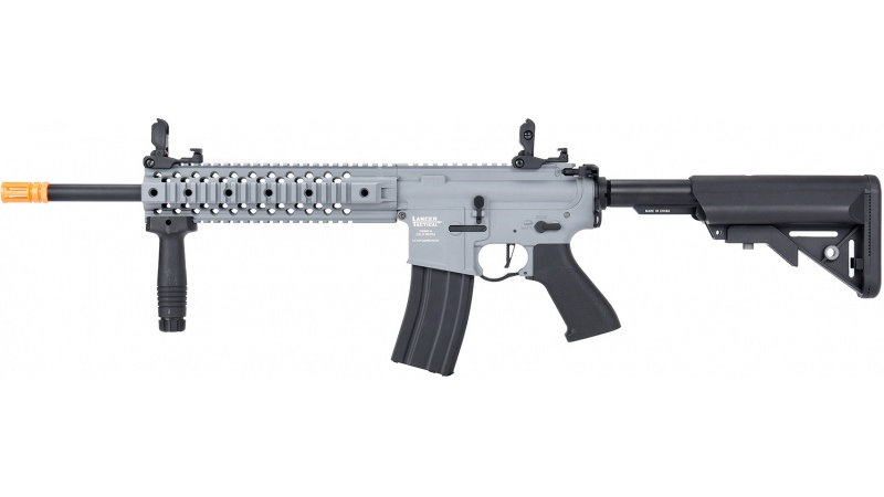 Lancer Tactical LT-12 ProLine Series M4 EVO Airsoft AEG Rifle [HIGH FPS] - GRAY
