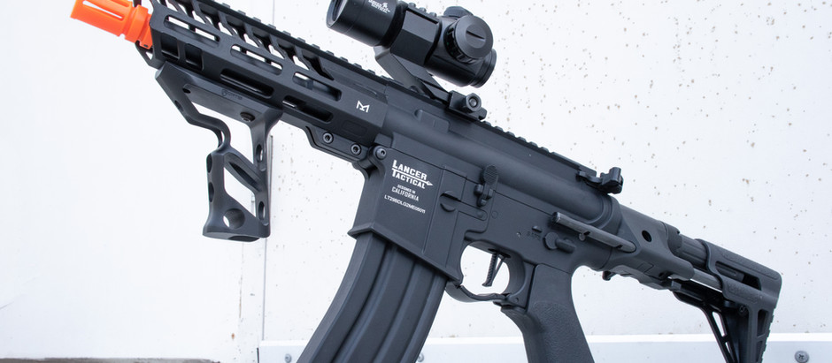 Introducing the Lancer Tactical Proline PDW
