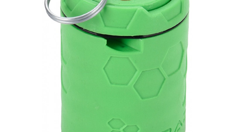 Z-Parts ERAZ Rotative 100 BBs Airsoft Grenade - GREEN