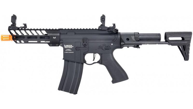 Lancer Tactical ProLine NEEDLETAIL PDW AEG [LOW FPS] - BLACK
