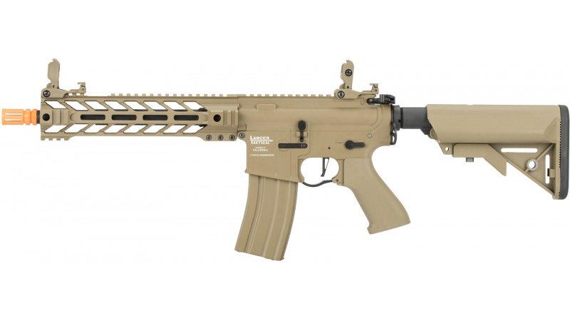 Lancer Tactical ProLine BATTLE HAWK Airsoft AEG [HIGH FPS] - TAN