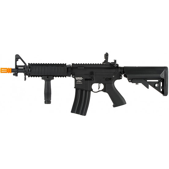Lancer Tactical LT-02 ProLine Series MOD 0 MK18 M4 Airsoft AEG [350 FPS] - BLACK