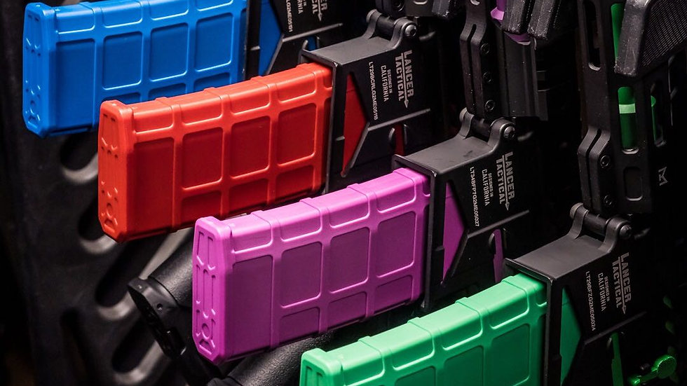 Lonex OEM Colored Magazines